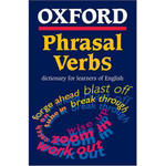 Oxford Phrasal Verbs dictionary for learners of English.