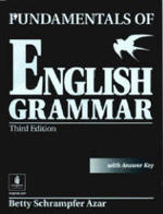 Fundamentals of English Grammar - Betty Azar
