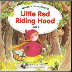 Little Red Riding Hood, Level 1, Аудиокурс MP3