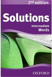 Solutions 2nd edition Intermediate, Student's Book, 2012