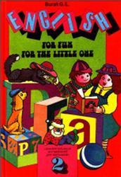 Занимательный английский для малышей, Выпуск 2, Бурак Г.Л., 1994