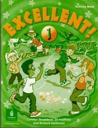Еxcellent, Level 1, Аctivity book