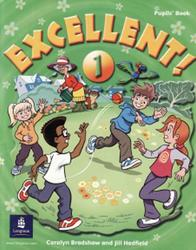 Еxcellent, Level 1, Pupils book