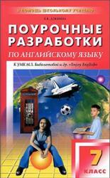 Поурочные разработки по английскому языку, 7 класс, Дзюина Е.В., 2013