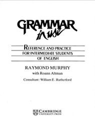 English Grammar in Use, Murphy R., 1989