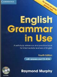 English Grammar in Use, 4 edition, Murphy R., 2012