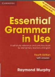 Essential Grammar in Use, 4 edition, Murphy R., 2015