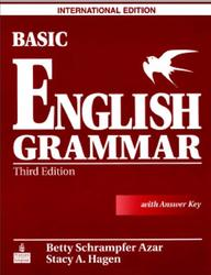 Basic english grammar, 3 edition, Betty Azar, 2006