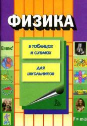 Физика в таблицах и схемах, Колбергенов Г., 2005