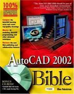 AutoCAD 2002 Bible - Finkelstein E.