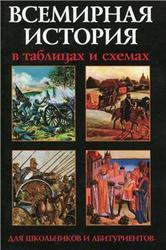 Всемирная история в таблицах и схемах, Трещеткина И.Г., 2012