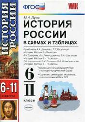 История России, 6-11 класс, В схемах и таблицах, Зуев М.Н., 2014