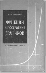 Функции и построение графиков. Гурский И.П. 1964