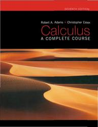 Calculus. A Complete Course. Adams R.A., Essex C. 2009