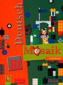Мозаика, учебник немецкого языка, 3 класс, Гальскова Н.Д., Артёмова И.А., Гаврилова Т.А.