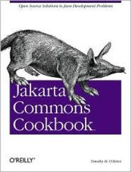 Jakarta Commons Cookbook, O'Brien T.M., 2004