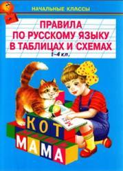 Правила по русскому языку в таблицах и схемах, 1-4 класс, 2015