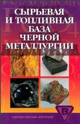 Сырьевая и топливная база черной металлургии, Леонтьев Л.И., Юсфин Ю.С., Малышева Т.Я., 2007