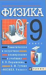 Физика, 9 класс, Поурочное планирование, 70 часов, Суворкина А.В., 2011