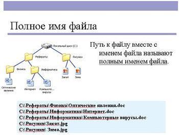Презентация - Структура данных на магнитных дисках