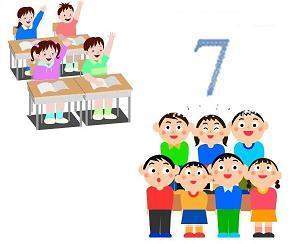 Презентация - Число и цифра 7