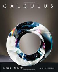 Calculus, Ron Larson, 2010