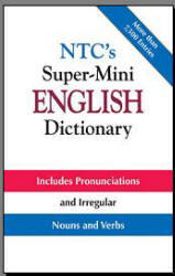 NTC's Super-Mini English Dictionary - Richard Spears