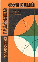 Графики функций - Справочник - Вирченко Н.А., Ляшко И.И., Швецов К.И.